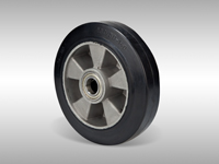Wheel with Spoke from Lynnco Casters